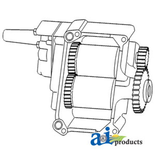 Aftermarket Perkins Balancer Assembly W/Oil  Replaces Part Number 41733043