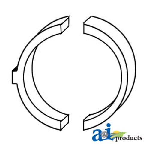 Aftermarket Perkins Washer Thrust            Replaces Part Number TWK152
