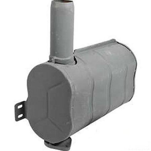 A&I Brand JD Muffler Assembly AL31492 fits 1640, 1840, 2040S, 2250, 2350, 2450, 2550, 2355