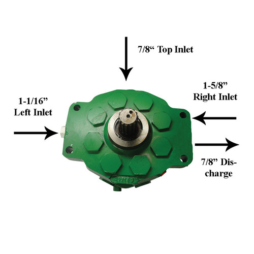 John Deere Hydraulic Pump AR94660 3010,3020, 4000
