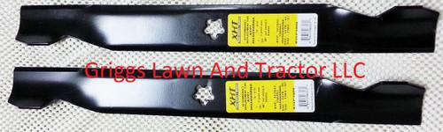 """AYP Mower Blade Set of 2 127842 or 138497 Fits 38"""" Cut"""