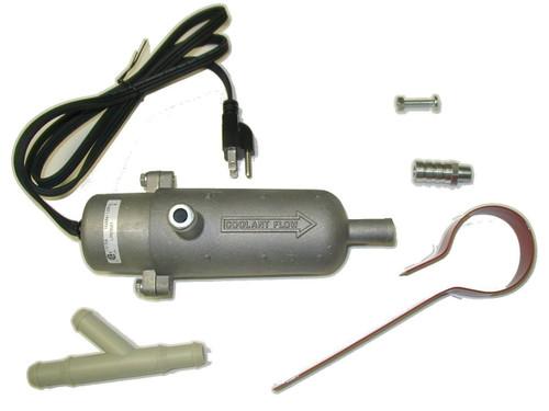 Universal External Tank Engine Heater120V 850 Watts 18Qts