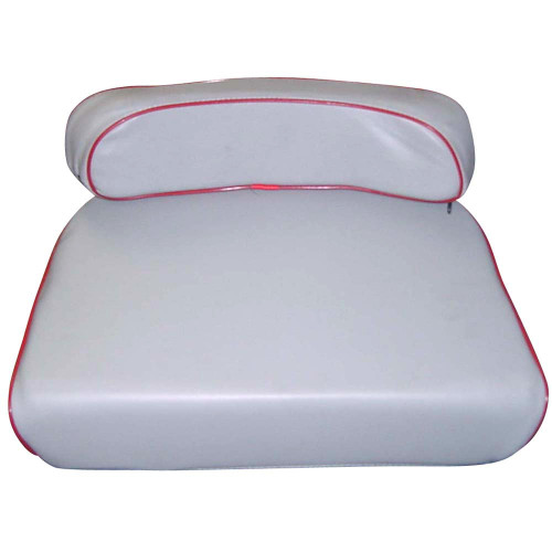 Massey Ferguson Grey Seat Cushion Set