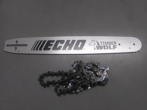 """OEM ECHO CS 590 TIMBER WOLF Bar And Chain 18"""""""