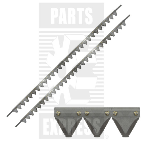 PE  Head, Cutter Bar, Assembly    Replaces  371613A2