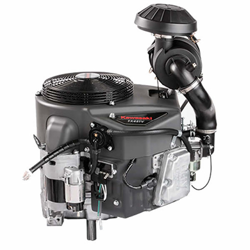 Kawasaki FX481V-ES01S 15.5HP V-Twin Electric Start Vertical Engine