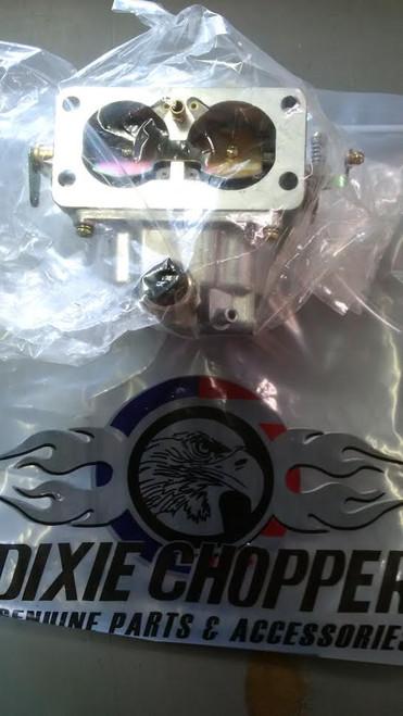 Dixie Chopper OEM Generac Carburetor 760 Nikki 900613