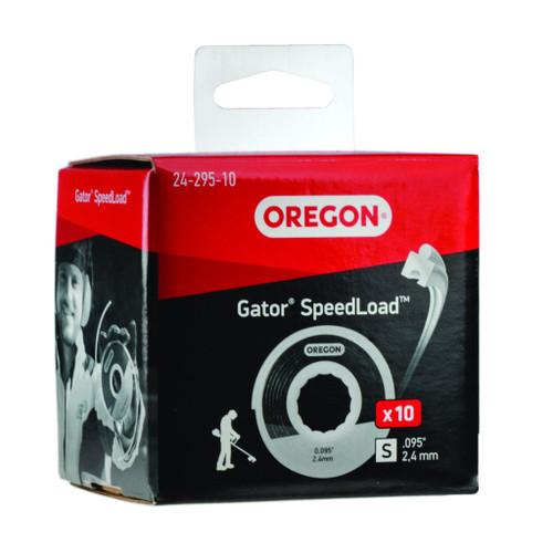 Oregon® Gator® SpeedLoad™ Trimmer Line Disk Pack of 10 24-295-10