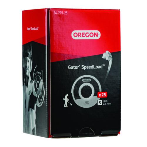 Oregon® Gator® SpeedLoad™ Trimmer Line Disk Pack of 25 24-295-25