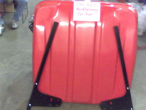 Bad Boy Mower OEM  088-1025-00 Hard Top Canopy for ROPS