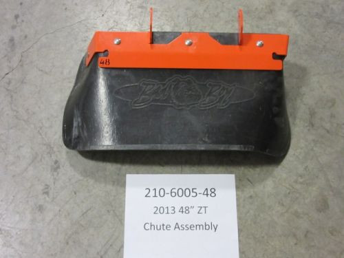 Bad Boy Mower OEM  210-5218-00 210-6005-48 48/52 Rubber Discharge Chute A
