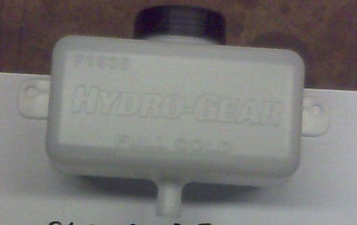 Bad Boy Mower OEM  067-8085-00 Expansion Tank  for Outlaw