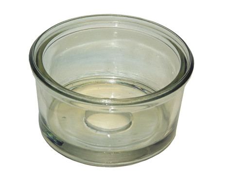 Glass Bowl for Massey Tractors Deep Bowl Style 1024386M1