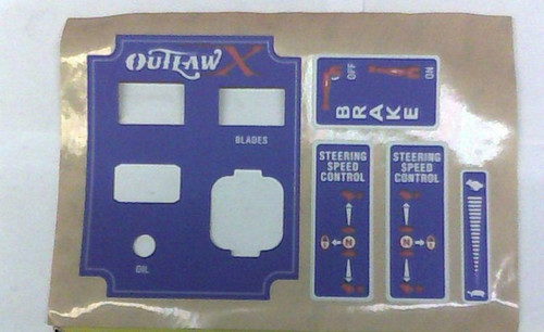 Bad Boy Mower OEM  091-3090-00 Outlaw XP Cluster