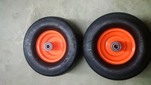 2 Bad Boy Mower OEM 11-6.00X5 MZ Wheel and Tire Assemblies 022-8049-00