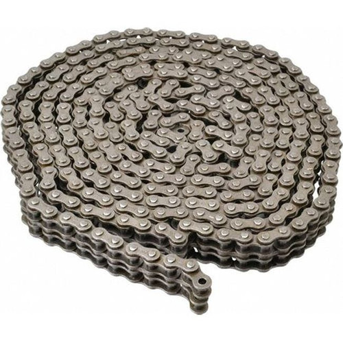 Import Roller Chain Size 60 Double 10ft Roll 60-2
