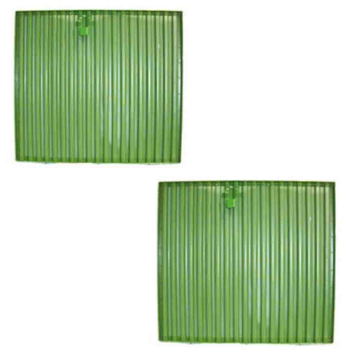 2 Side Screens for John Deere 4050 4055 4250 4255 4450 4455 RE12764