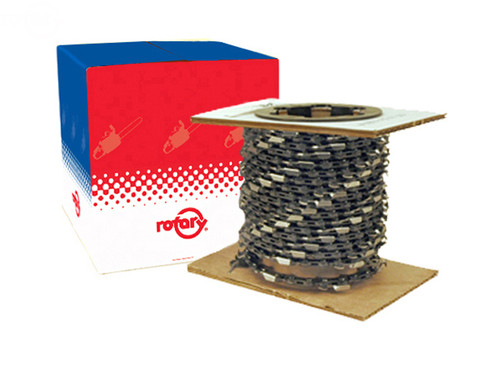 Rotary .043 3/8 100' Low Pro With Bumber Link  7211001