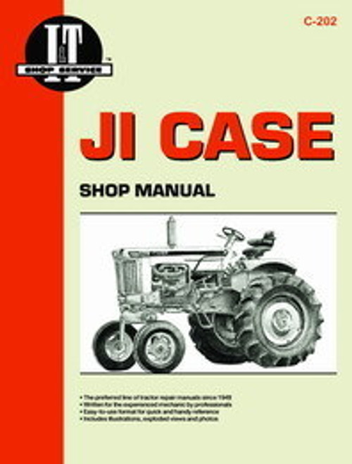 Case/International IT shop manual 500 600 900B 430 440