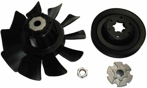 OEM Hydro Gear Kit, Fan/pulley Part # 72124