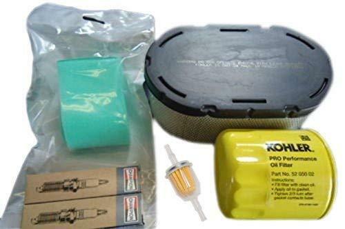 Maintenance Tune Up Filter Kit Fits Kohler 7000 KT740 Bad Boy ZT Elite NO OIL