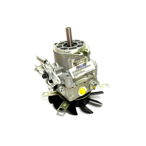 SCAG Genuine OEM Hydrogear Pump with Fan (LH) 12CC 485573