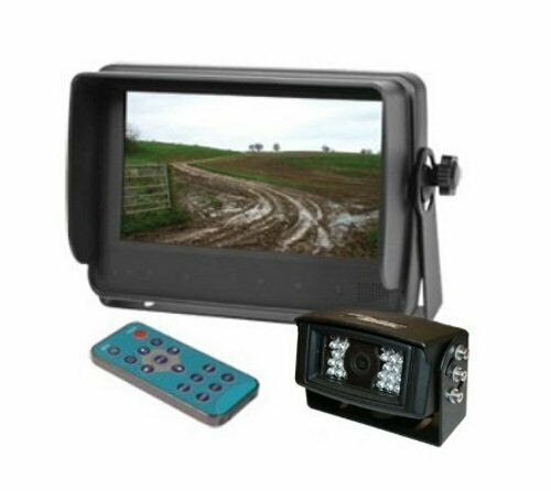 CabCAM Video System Weatherproof Touch Button Video System A-CWT7M1C