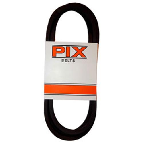 """PIX A142 Classical V Belt  1/2"""" X 144"""""""