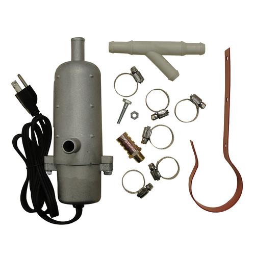Universal 1000 Watt Tank Style Block Heater 16-25 Quart