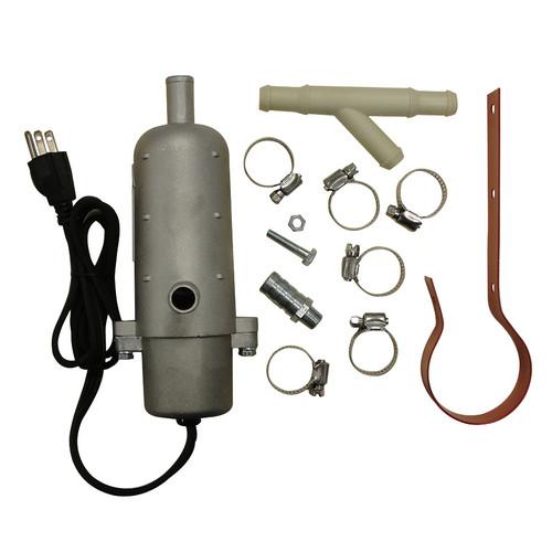Universal 1500 Watt Tank Style Block Heater 26-40 Quart 120Volt