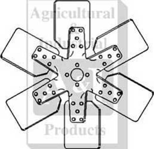 Case/IH 6 Blade Fan 293691A1