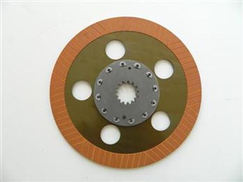 JD Brake Disc AL162808