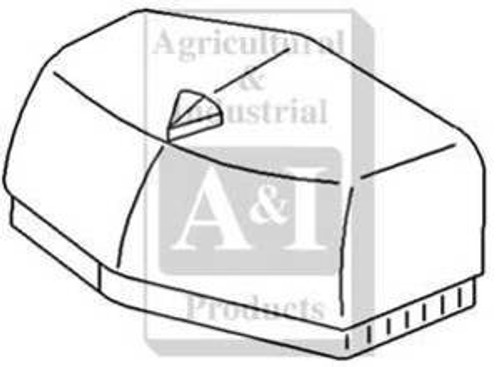 A&I Brand JD Front Nose Cap R74971