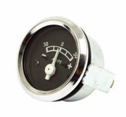 """Compact Tractor Ammeter Gauge Assembly 1 3/4"""""""
