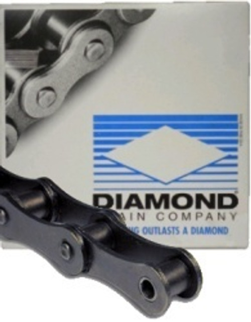 Diamond USA Roller Chain Size 2040  10ft Roll