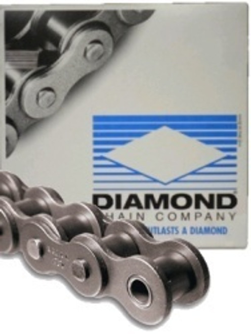 Diamond USA Roller Chain Size 50  10ft Roll