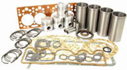 Massey Ferguson Basic  Engine Overhaul Kit w/ Continental Gas Z134