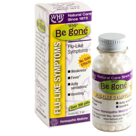 WHP Be gone™ Flu-like Symptoms 1oz - Out of stock until July 2021