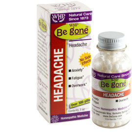 WHP Be gone™ Headache 1oz - Out of Stock until Spring 2022