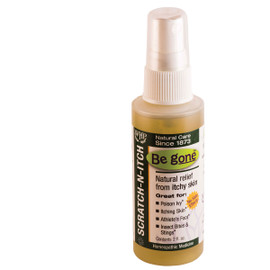 WHP Be gone™ Scratch-N-Itch Spray 2oz - Temporarily Out of Stock