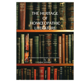 The Heritage of Homeopathic Literature