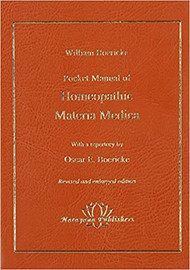 Pocket Manual of Homeopathic Materia Medica