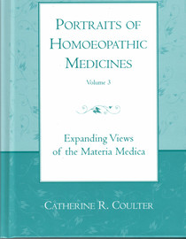 Portraits of Homoeopathic Medicines, Vol. 3