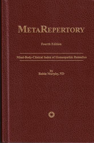 MetaRepertory 4th Edition