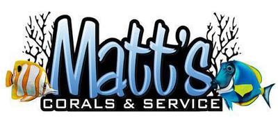 Matt's Corals & Service