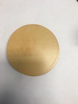Woodgrain MDF Rounds