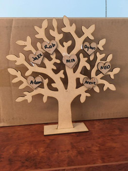 MDF Family tree
