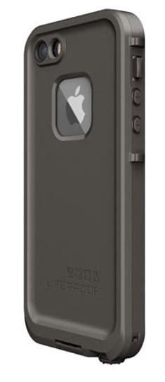 sale retailer 4fc51 7dd82 LifeProof FRE Case iPhone 5/5S/SE - Grind Grey - Lifeproof Case ...