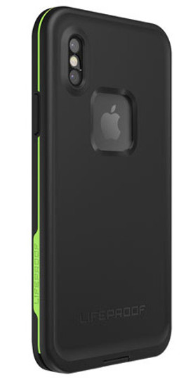 premium selection 9277e bb529 LifeProof FRE Case iPhone X - Black/Lime