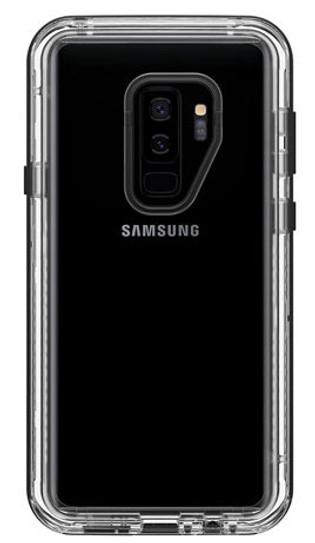 newest 1a0d4 926f1 LifeProof NEXT Case Samsung Galaxy S9+ Plus - Black Crystal